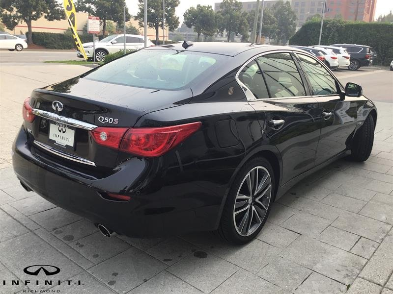 2015 Infiniti Q50 for sale in Richmond, British Columbia