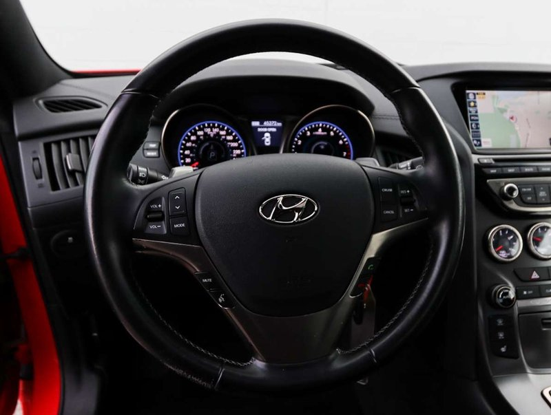 2013 Hyundai Genesis Coupe for sale in Penticton, British Columbia