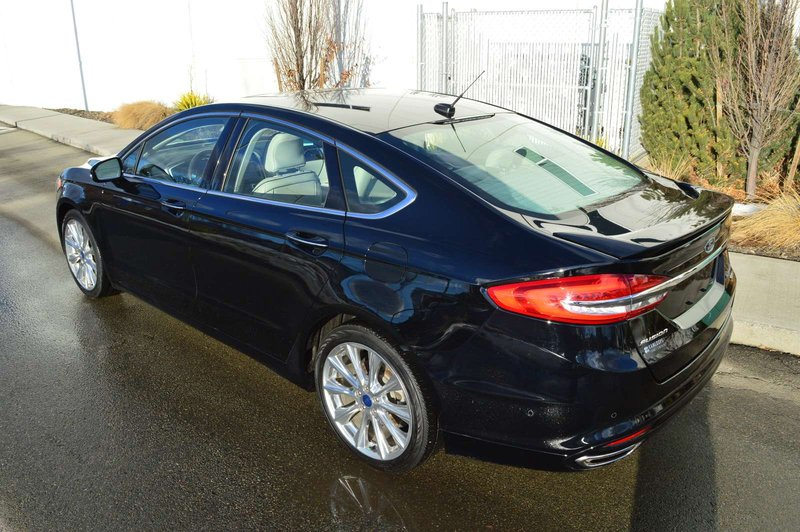 2017 Ford Fusion for sale in Kamloops, British Columbia