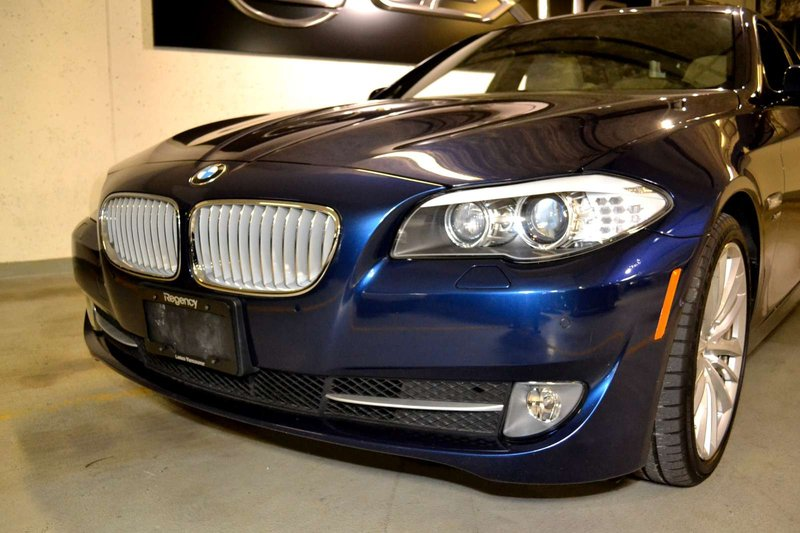 2011 BMW 5 Series for sale in Vancouver, British Columbia