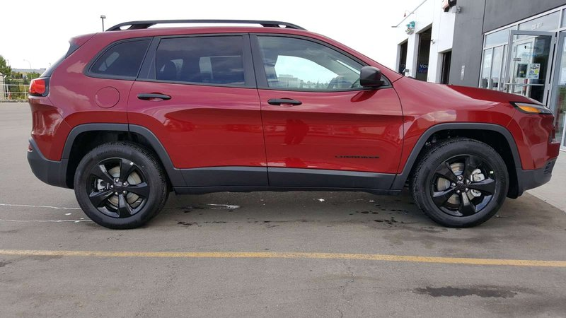 2016 Jeep Cherokee for sale in Red Deer, Alberta