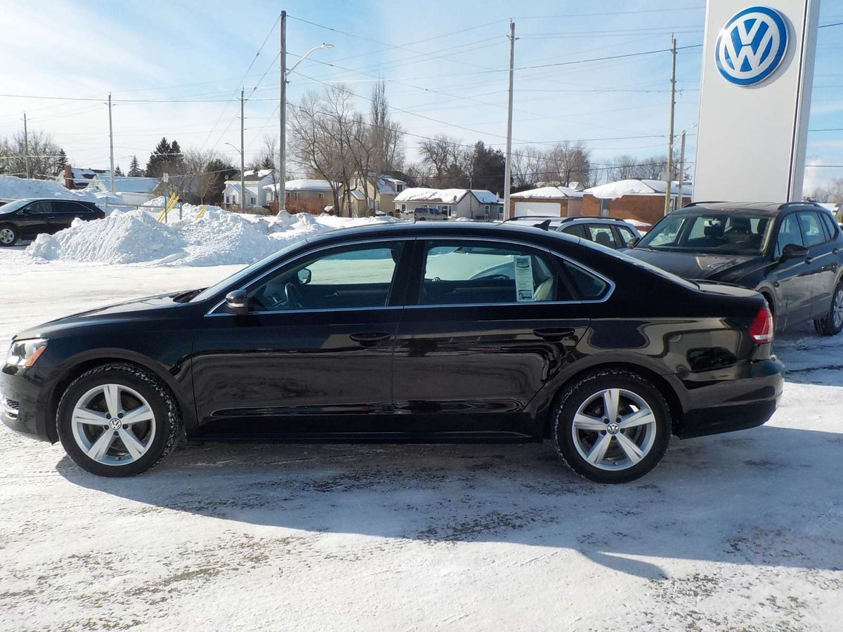 2014 Volkswagen Passat for sale in Sault Ste. Marie, Ontario