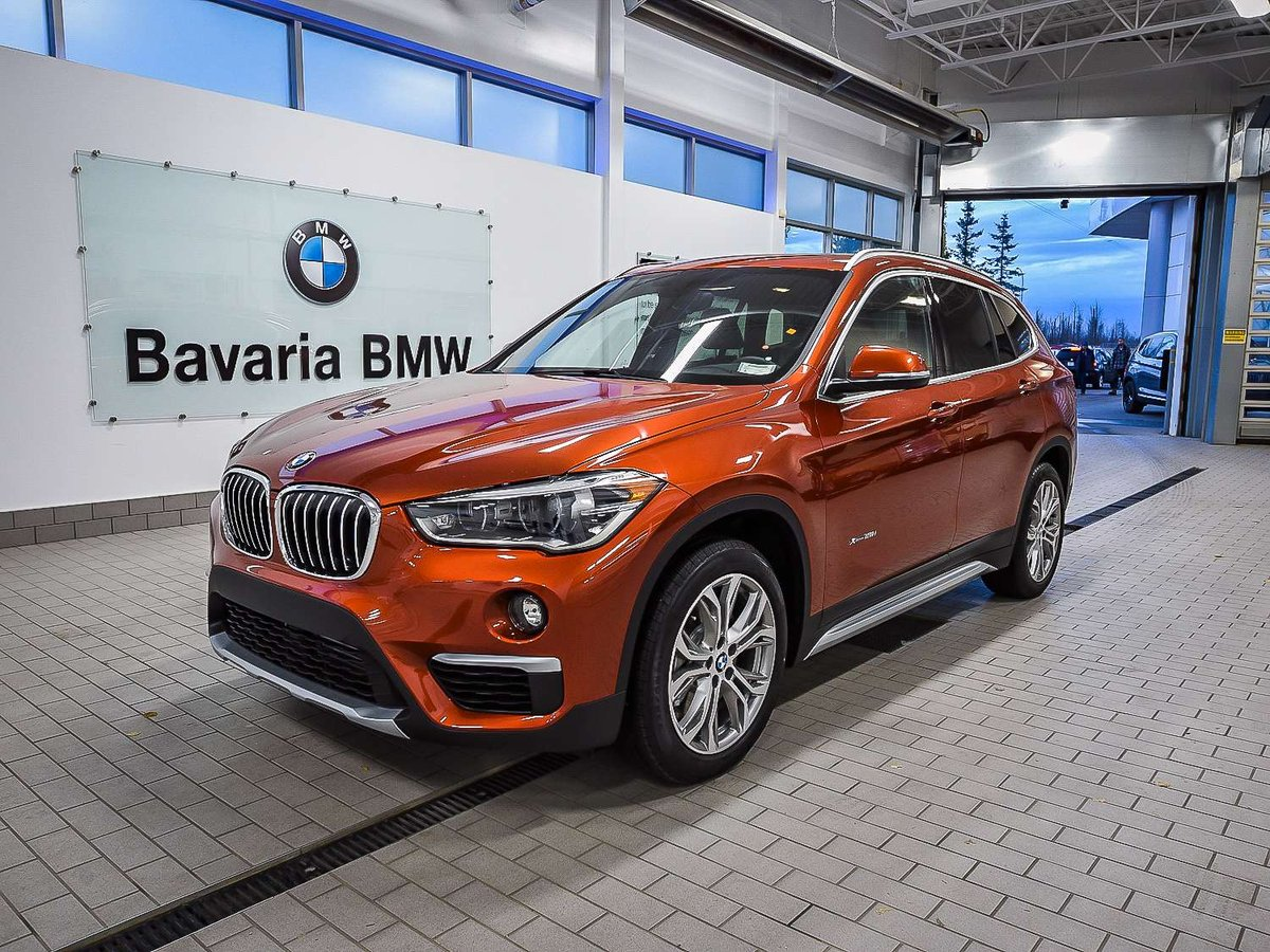 2018 Bmw X1 For Sale In Edmonton Alberta