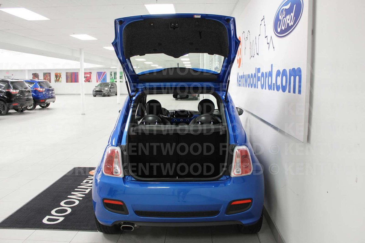 2016 Fiat 500 for sale in Edmonton, Alberta