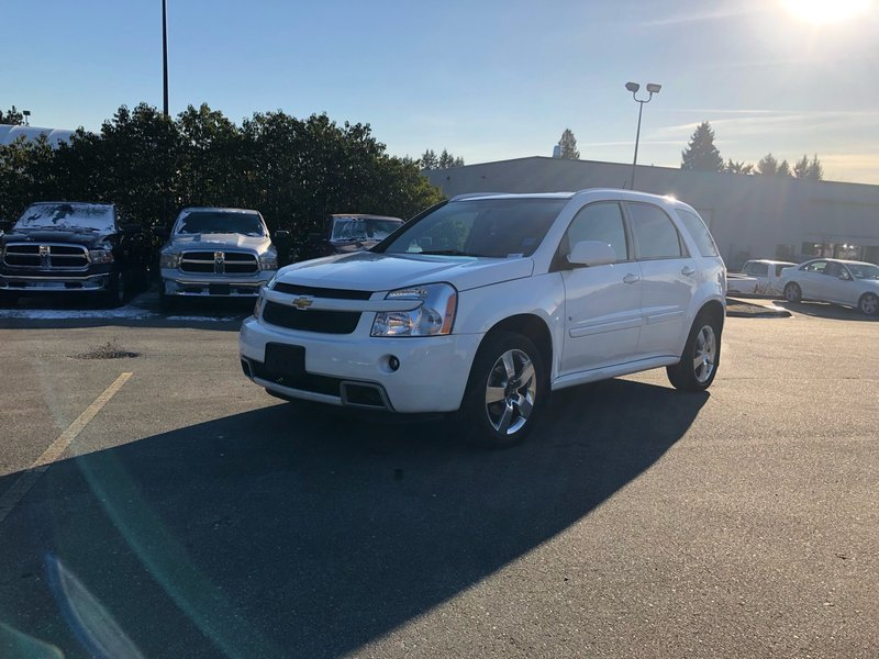 2008 Chevrolet Equinox for sale in Surrey, British Columbia