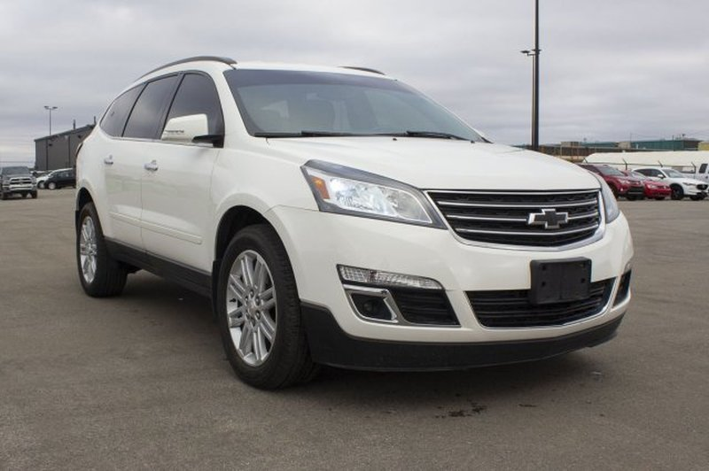 2015 Chevrolet Traverse for sale in Prince Albert, Saskatchewan