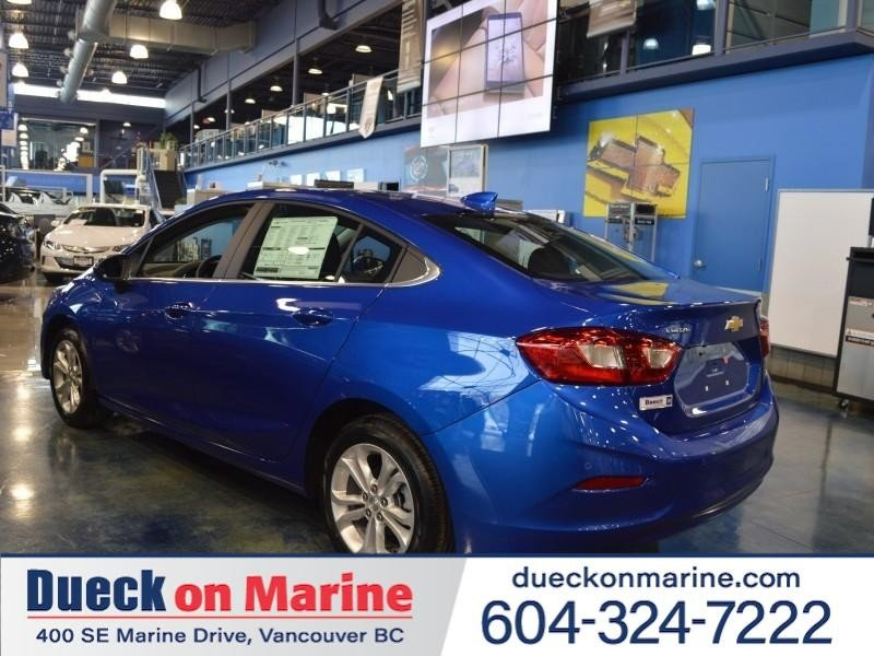 2019 Chevrolet Cruze for sale in Vancouver, British Columbia