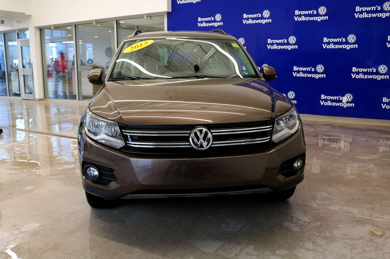 2015 Volkswagen Tiguan for sale in Charlottetown, Prince Edward Island