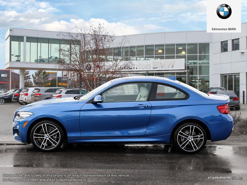 2018 BMW 2 Series for sale in Edmonton