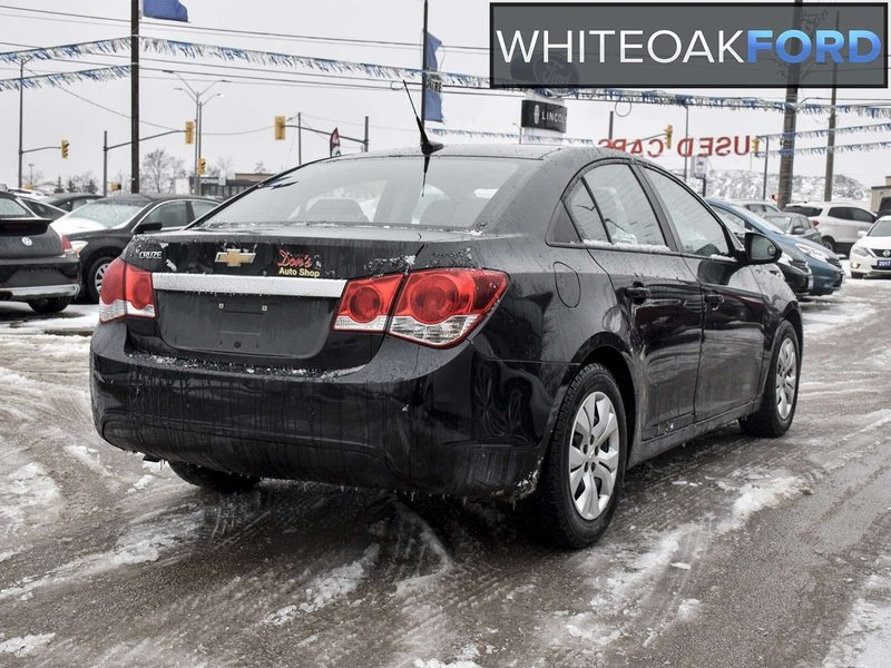 2014 Chevrolet Cruze for sale in Mississauga, Ontario