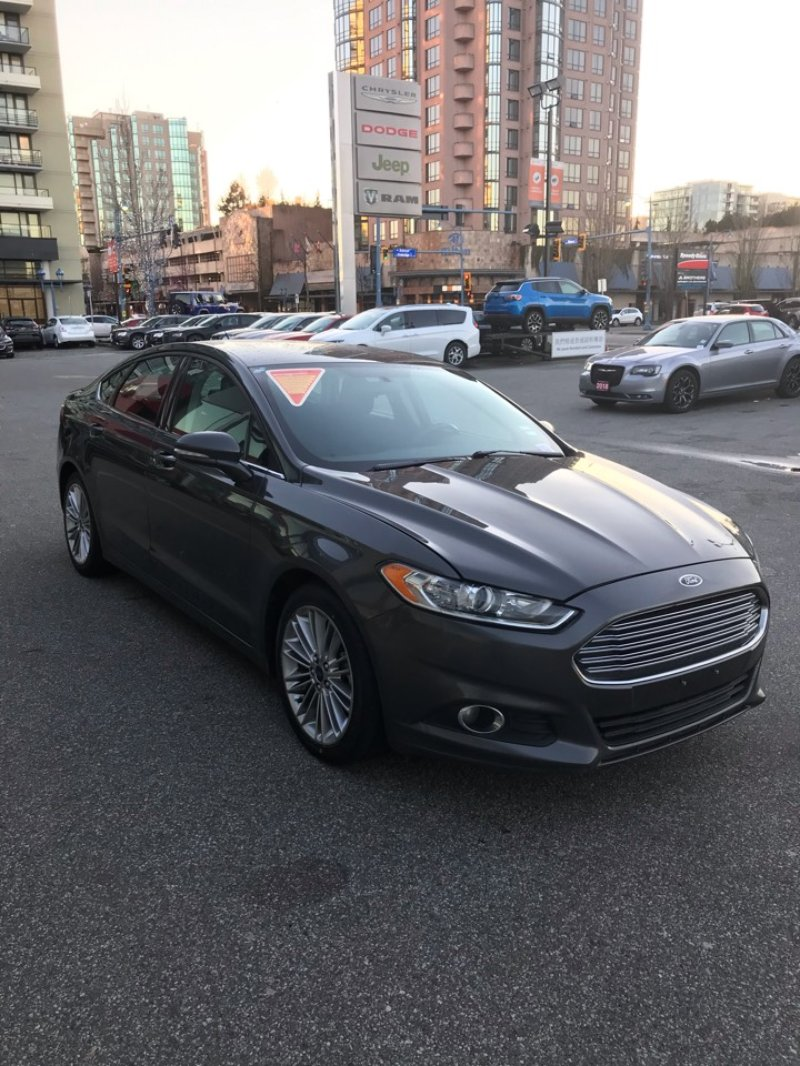 2015 Ford Fusion for sale in Richmond, British Columbia
