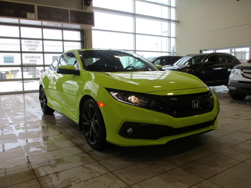 2019 Honda Civic Coupe for sale in Red Deer, Alberta