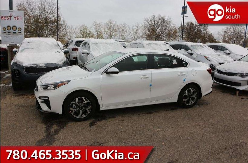 White 2019 Kia Forte EX for sale in Edmonton, Alberta