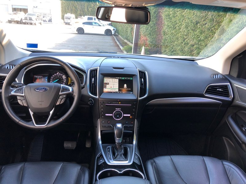 2015 Ford Edge for sale in Surrey, British Columbia