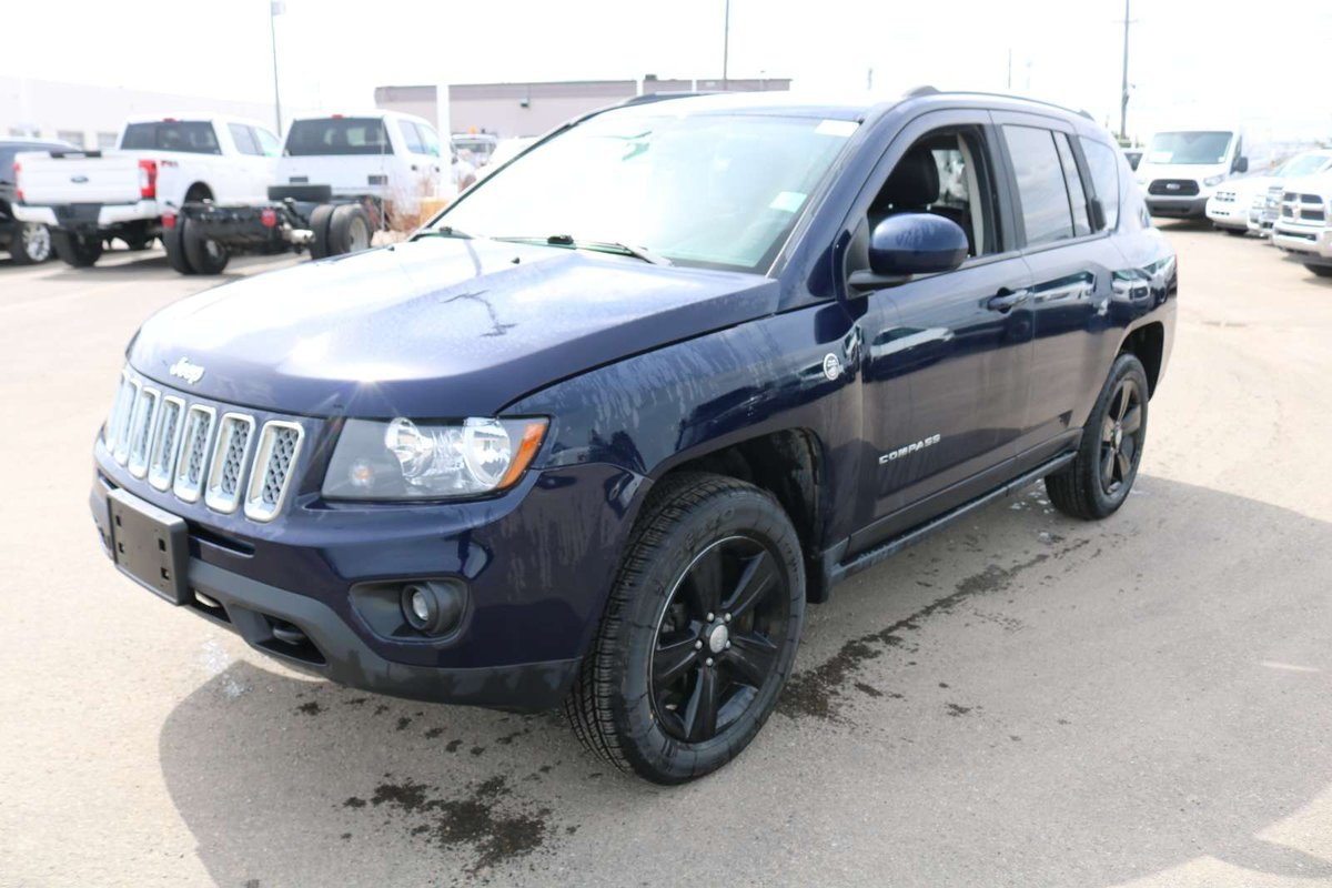 Jeep Models 2015 >> 2015 Jeep Compass For Sale In Edmonton Alberta