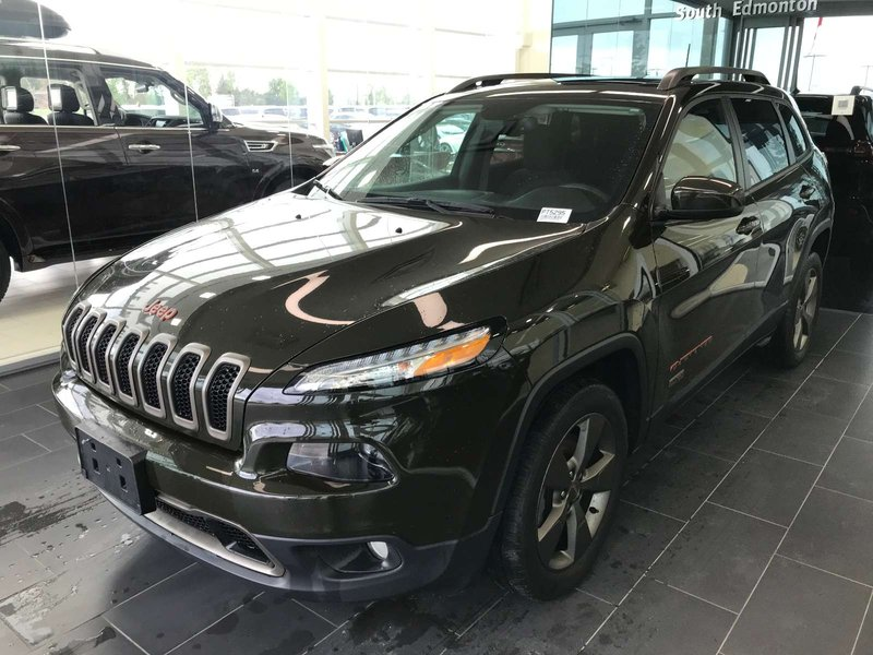 2017 Jeep Cherokee for sale in Edmonton, Alberta