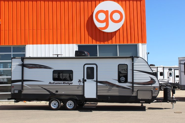 2019 Starcraft AUTUMN RIDGE OUTFITTER 26BH Only $107 biweekly OAC. New Travel Trailer RV, sleeps 8 with bunk beds!  for sale in Leduc, Alberta