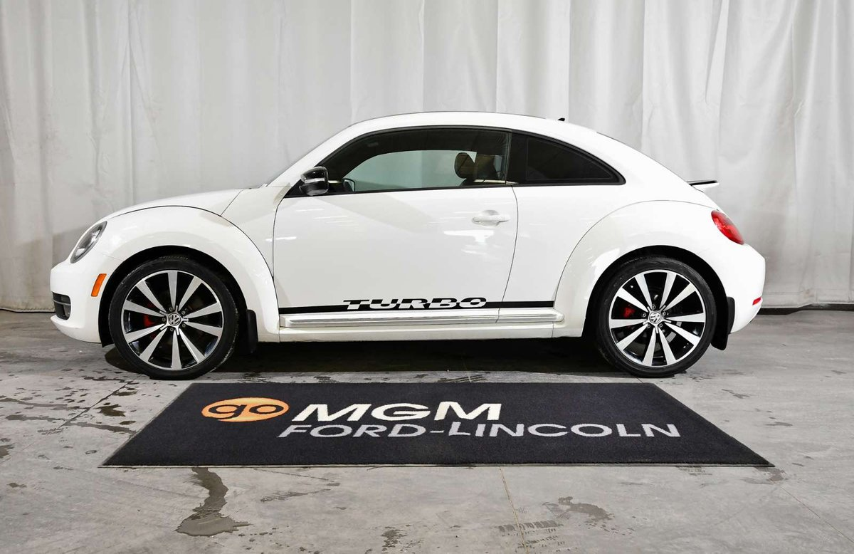 2013 Volkswagen Beetle Coupe for sale in Red Deer, Alberta