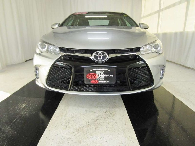 2016 Toyota Camry for sale in Winnipeg, Manitoba