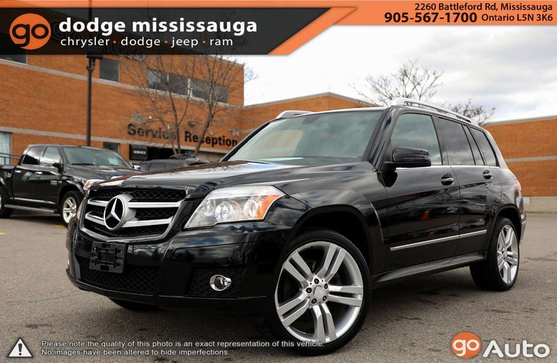 2011 Mercedes-Benz GLK for sale in Mississauga, Ontario