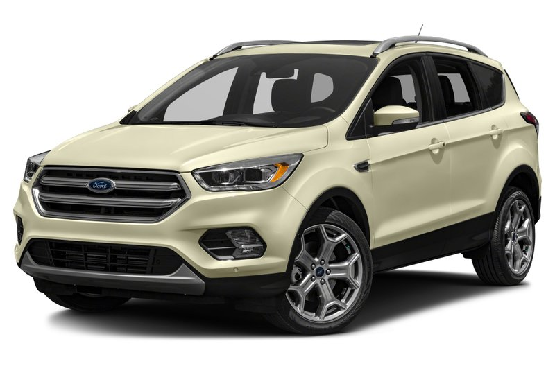 2018 Ford Escape for sale in Dawson Creek, British Columbia