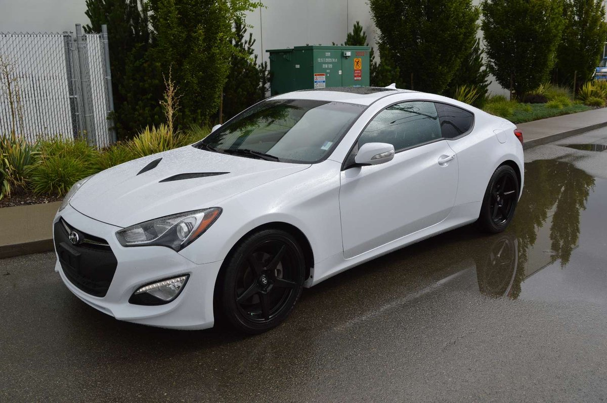 Hyundai Genesis Coupe For Sale >> 2016 Hyundai Genesis Coupe For Sale In Kamloops