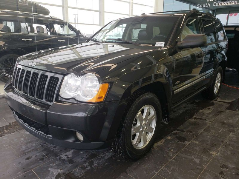 2010 Jeep Grand Cherokee for sale in Edmonton, Alberta
