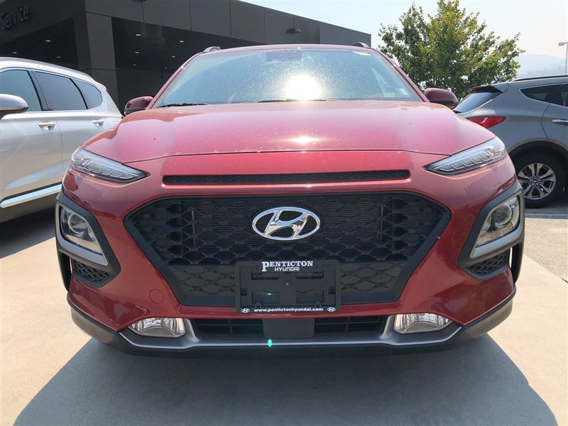 2018 Hyundai Kona for sale in Penticton, British Columbia
