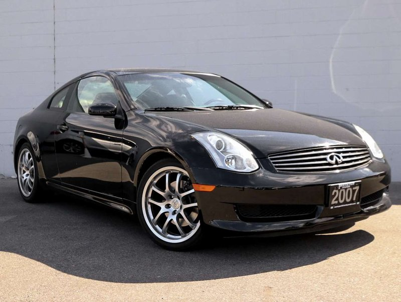 2007 Infiniti G35 Coupe for sale in Penticton, British Columbia
