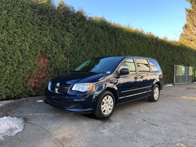 2017 Dodge Grand Caravan for sale in Surrey, British Columbia