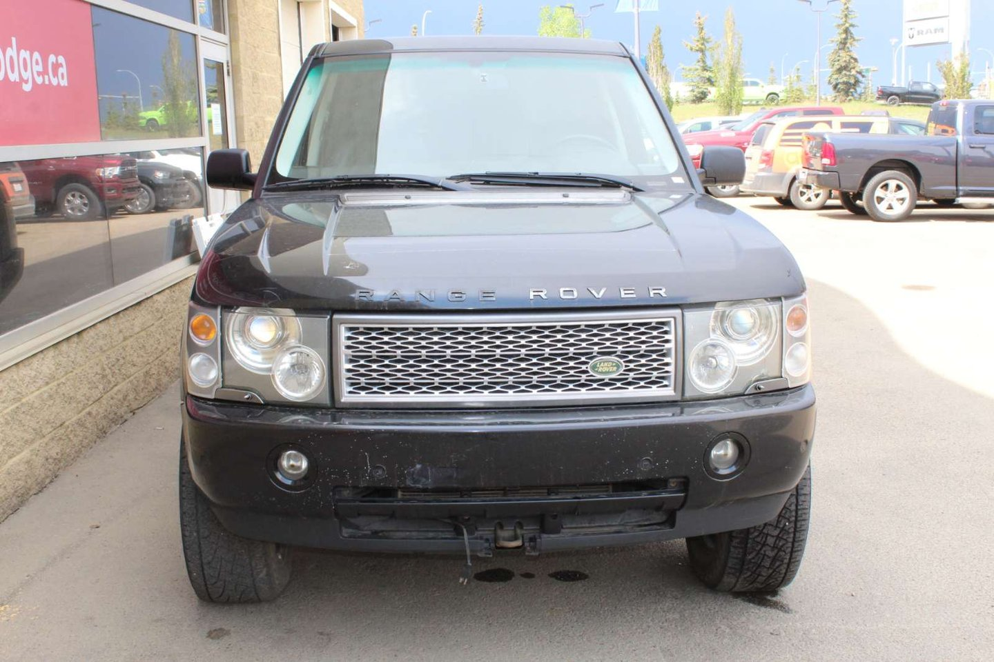 2004 Land Rover Range Rover HSE for sale in Edmonton, Alberta
