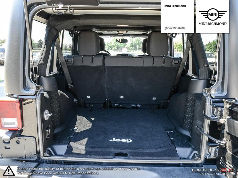 2016 Jeep Wrangler Unlimited for sale in Richmond, British Columbia