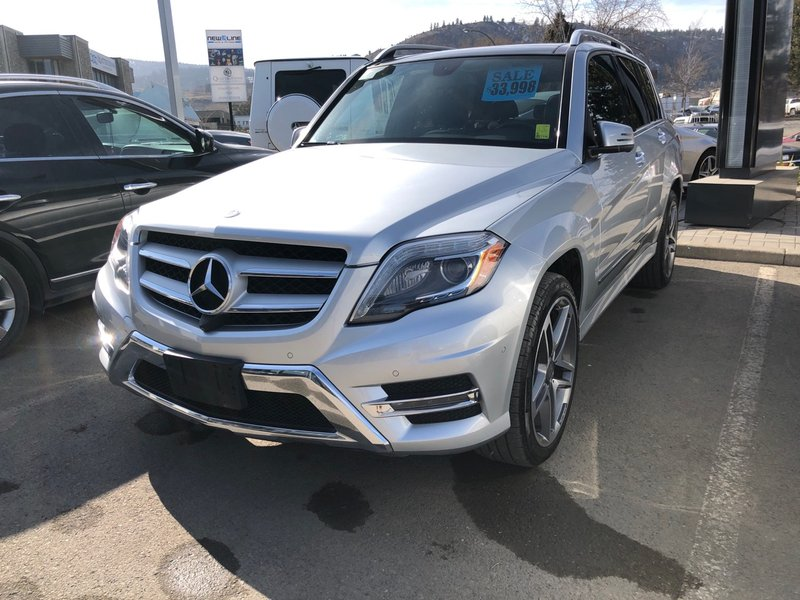 2015 Mercedes-Benz GLK for sale in Kamloops, British Columbia
