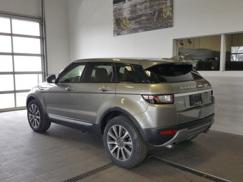 2018 Land Rover Range Rover Evoque for sale in Calgary, Alberta