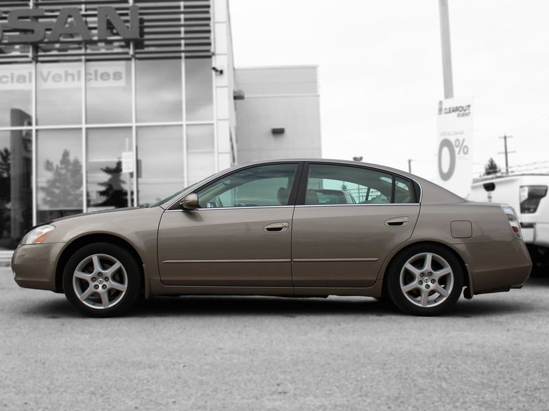 2004 Nissan Altima for sale in Edmonton, Alberta