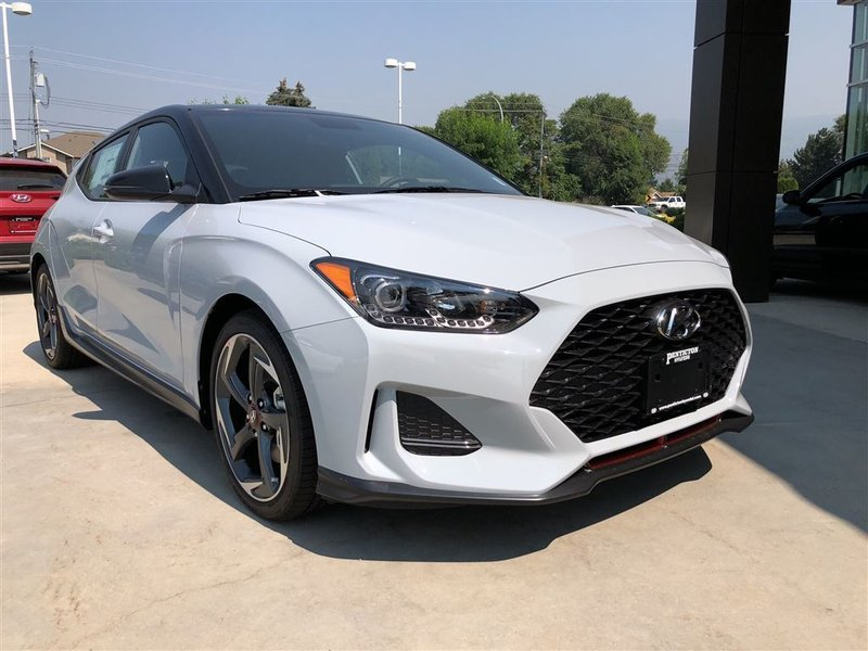 2019 Hyundai Veloster for sale in Penticton, British Columbia