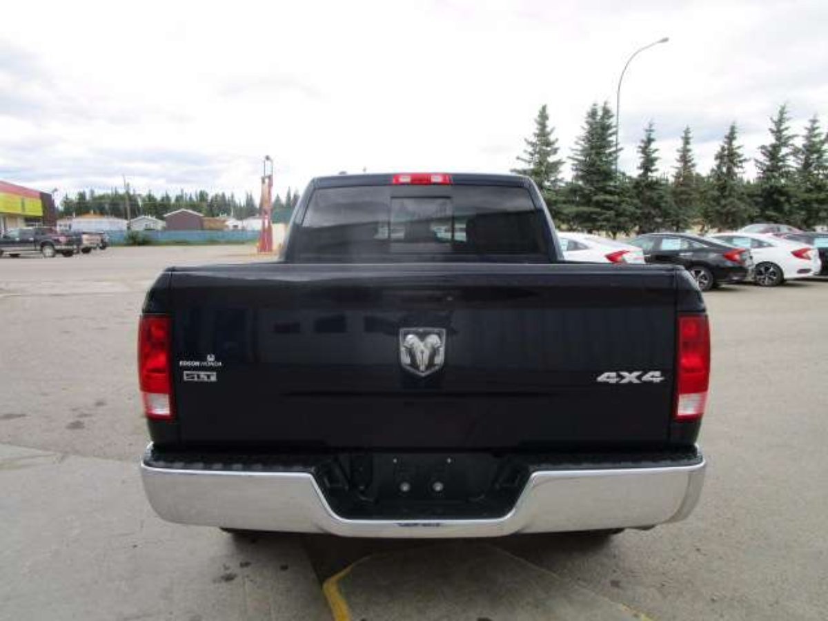 2016 Ram 1500 for sale in Edson, Alberta