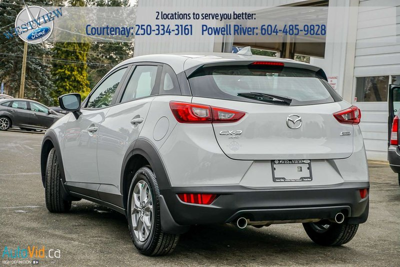 2018 Mazda CX-3 for sale in Courtenay and Powell River, British Columbia