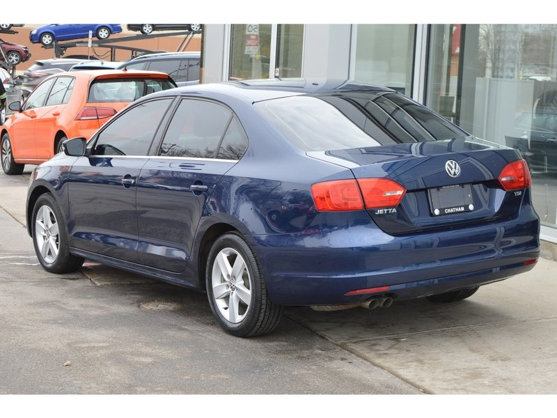 2013 Volkswagen Jetta Sedan for sale in Chatham, Ontario
