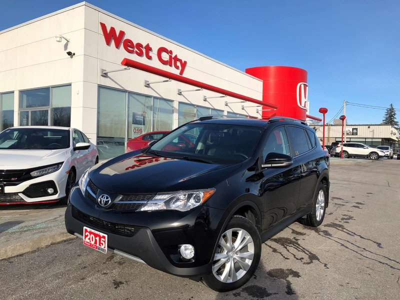 2015 Toyota RAV4 for sale in Belleville, Ontario