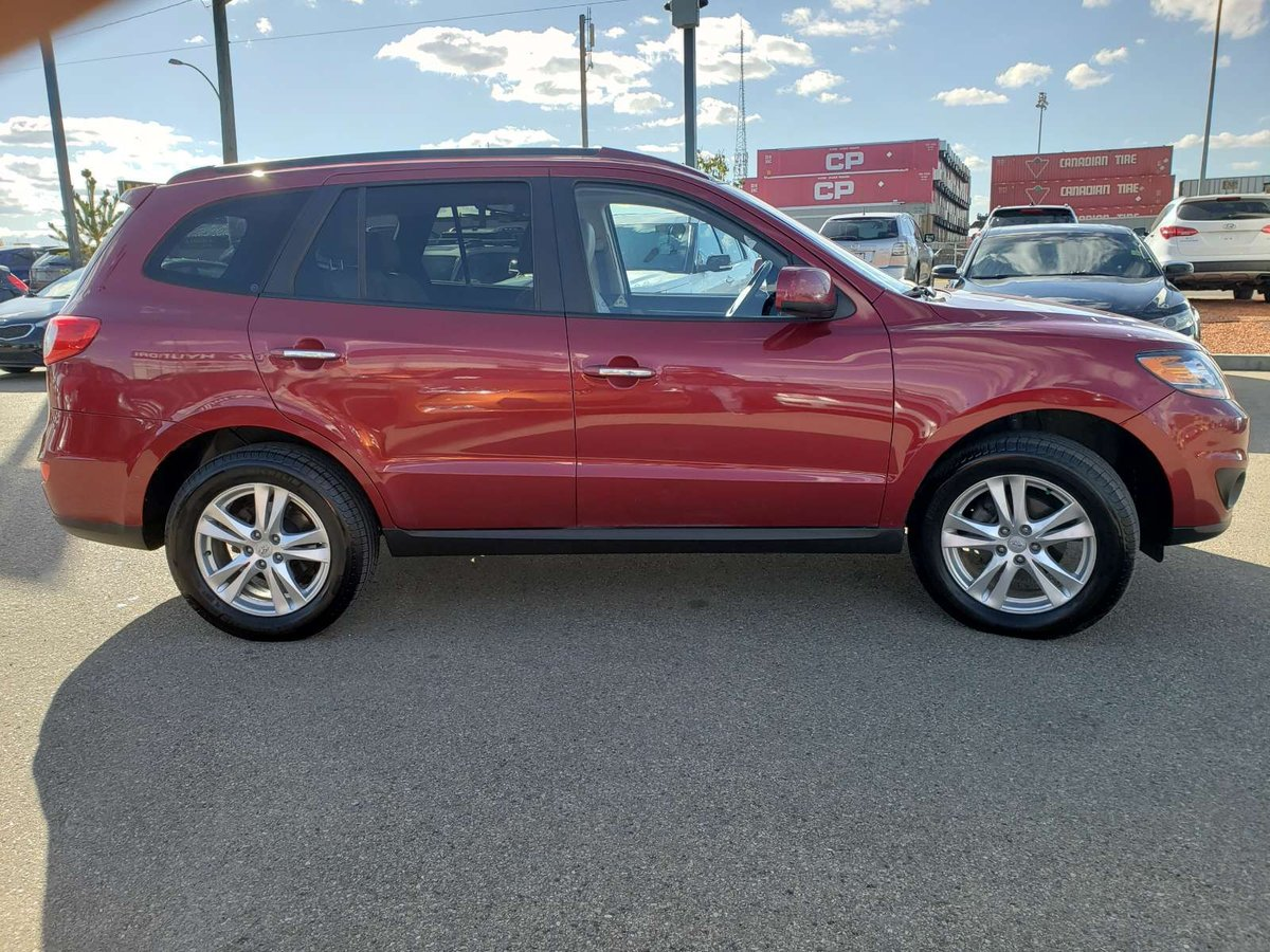2010 Hyundai Santa Fe for sale in Edmonton, Alberta