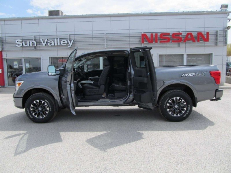 2018 Nissan Titan for sale in Cranbrook, British Columbia