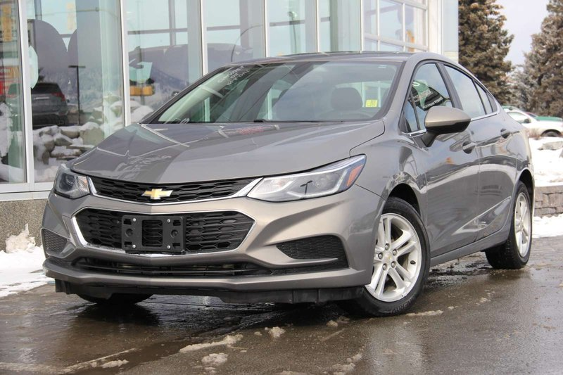 2018 Chevrolet Cruze for sale in Kamloops, British Columbia
