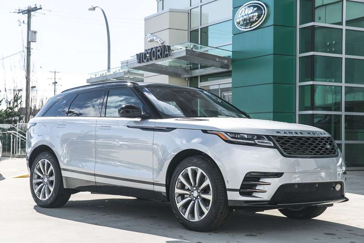 Range Rover Velar For Sale >> New Land Rover Vehicles In Land Rover Victoria