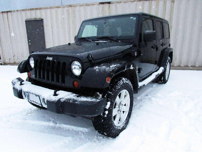 2012 Jeep Wrangler Unlimited for sale in Midland, Ontario