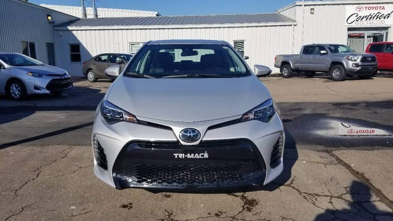 2018 Toyota Corolla for sale in Port Hawkesbury, Nova Scotia