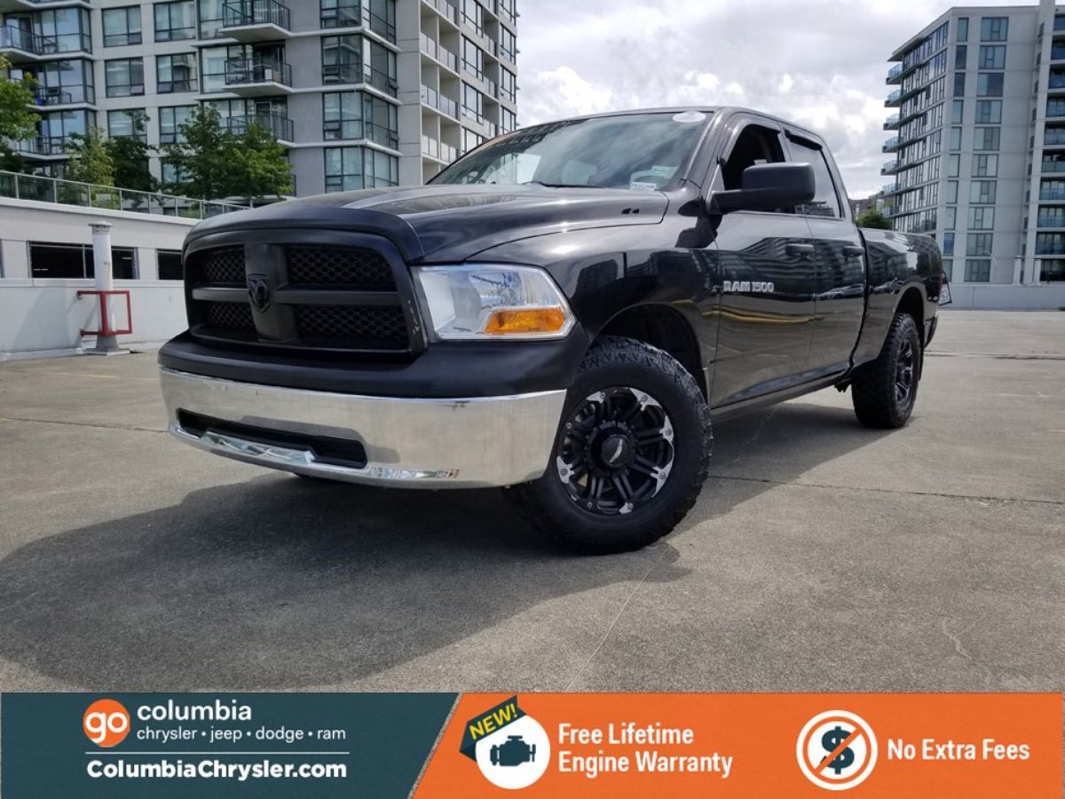 2012 Ram 1500 for sale in Richmond, British Columbia