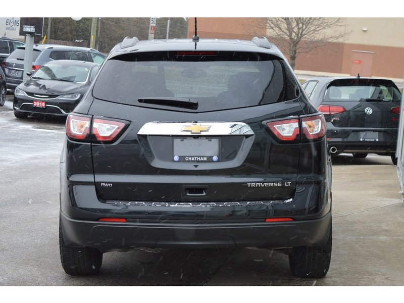 2014 Chevrolet Traverse for sale in Chatham, Ontario