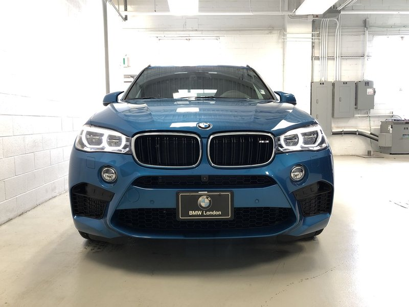 2018 BMW X5 M for sale in London, Ontario