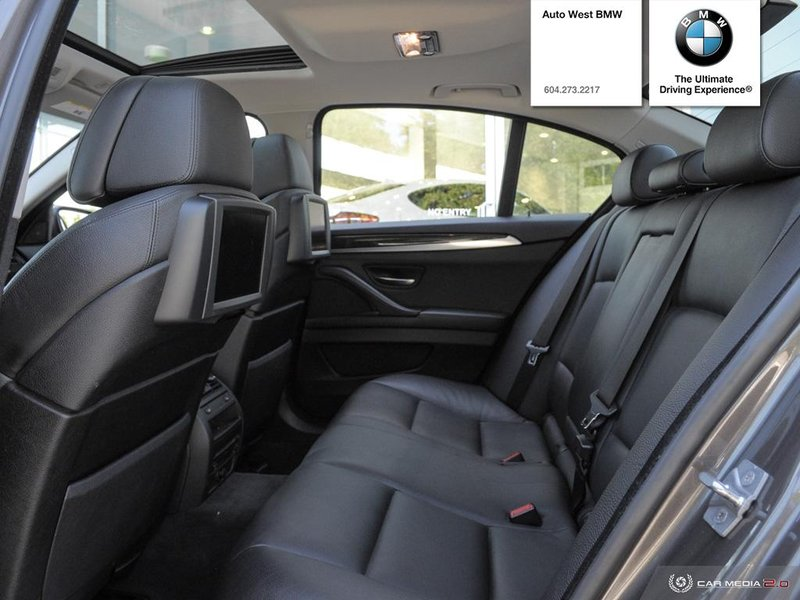 2011 BMW 5 Series for sale in Richmond, British Columbia
